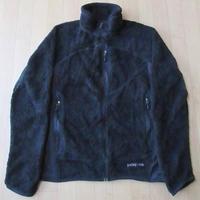 2004年 USA製 パタゴニア R2 ブラック フリース ジャケット M【deg】