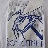 ロイ リキテンスタイン ユニクロ Spray Can 1963 両面プリント入り Tシャツ S 白 Roy Lichtenstein 芸術 ART 現代美術 リキテンシュタイン【deg】