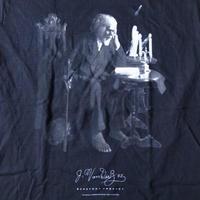 90's USA製 James Van Der Zee フォト Tシャツ L 黒 ジェームス ヴァン デア ジー Jean Michel Basquiat バスキア 写真 ART【deg】