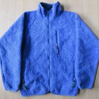1997年 USA製 パタゴニア レトロカーディガン トゥルーブルー フリース ジャケットS PATAGONIA Retro Cardigan レトロX ブルゾン キャンプ【deg】