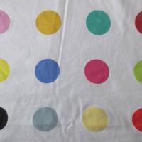 ダミアン ハースト スポットペインティング Tシャツ Lホワイト Damien Hirst Spot Paintings ART 芸術 現代美術LSDコンテンポラリーアート【deg】