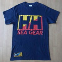 90's USA製 HELLY HANSEN Tシャツ Mアメリカズカップ セーリング【deg】