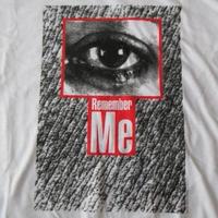バーバラ・クルーガー FOTOFOLIO リメンバーミー Tシャツ M 白 Barbara Kruger Remember MeフォトART芸術 現代美術 メッセージ 藤原ヒロシ【deg】