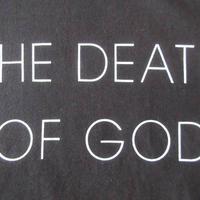 ダミアン ハースト The Death of God Tシャツ M 黒 クロス Damien Hirst Diamond Skull スカル ART芸術 コンテンポラリーアート【deg】