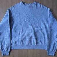 90's イタリア製 Calvin Klein Jeans CK スウェット XLグレー カルバンクライン ジーンズ トレーナー ビッグシルエット オーバーサイズ 【deg】