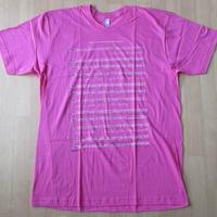 USA製 Bjork MoMA ビョーク 回顧展 Black Lake 楽譜 Tシャツ XL Vulnicura ヴァルニキュラ 芸術 ART 現代美術 モマ 美術館【deg】