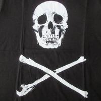 ダミアン ハースト Tabun クロスボーン スカル Tシャツ M Damien Hirst Diamond Skull ドクロ ART芸術 現代美術 コンテンポラリーアート【deg】
