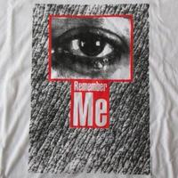 バーバラ・クルーガー FOTOFOLIO リメンバーミー Tシャツ XL Barbara Kruger Remember MeフォトART芸術 現代美術 メッセージ 藤原ヒロシ【deg】
