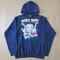 90's USA製 Betty Boop パーカー M ベティブープ スウェット【deg】