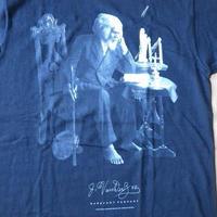 90's USA製 James Van Der Zee フォト Tシャツ M 黒 ジェームス ヴァン デア ジー Jean Michel Basquiat バスキア 写真 ART【deg】