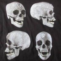 UK製 ダミアン ハースト For the Love of God Diamond Skull Tシャツ M位 Damien HirstスカルART 芸術 現代美術【deg】