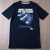 NIKE V SERIES Tシャツ L ブラック 黒 VENGEANCE ベンジェンス VECTOR ベクターVORTEX ボルテックス NSW ランニング スニーカー フォト【deg】