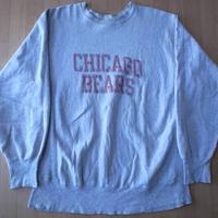80's USA製 CHAMPION トリコタグ CHICAGO BEARS カレッジ ロゴ リバースウィーブ スウェット XL チャンピオン REVERSE WEAVE【deg】