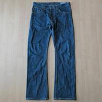 イタリア製 Nudie Jeans NJ1827 REGULAR ALF ORGANIC DRY デニム パンツ W31 ヌーディージーンズ インディゴ ブルー【deg】
