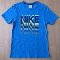 NIKE 半袖 Tシャツ M 縦 ナイキ 風車 筆記体【deg】