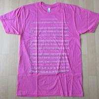 USA製 Bjork MoMA ビョーク 回顧展 Black Lake 楽譜 Tシャツ M Vulnicura ヴァルニキュラ 芸術 ART 現代美術 モマ 美術館【deg】