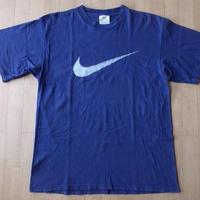 90's USA製 NIKE Swoosh Tシャツ M NSW スウォッシュ スウッシュ ナイキ【deg】
