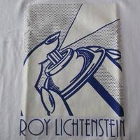 ロイ リキテンスタイン ユニクロ Spray Can 1963 両面プリント入り Tシャツ XL Roy Lichtenstein芸術ART現代美術 リキテンシュタイン UT【deg】