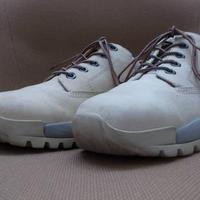 Timberland ヌバック レザー ティンバーランド ローカット ブーツ 28cm アウトドア【deg】