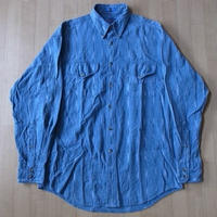 PENDLETON ネイティブ コットン 長袖 BDシャツ M アウトドア ペンドルトン【deg】
