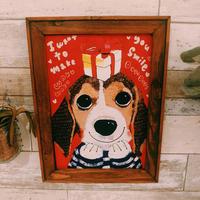 A4ポスター beagle(ビークル)