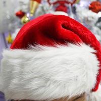 高級感溢れる★ サンタ帽子 クリスマス サンタコスプレ