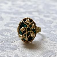 指輪指環〜マダム・エメラルダ〜