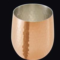 純銅製 ロックカップ 340cc 食楽工房 日本製