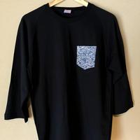 ◇オーダー◇大人用ポケット七分袖シャツ(無地タイプ)