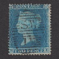 ペンスブルー(スター):1855年 F5(SG#27) PL5 ME