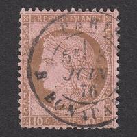 フランス:ケレス 1873年 Ma#58
