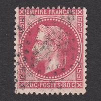 フランス:ナポレオン 1865年 Ma#32c