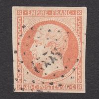フランス:ナポレオン 1853年 Ma#16