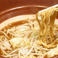 【簡単冷凍麺】東横の濃厚な「新潟濃厚みそラーメン」