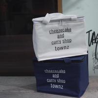 * townz original cooler bag  オリジナル保冷バッグ