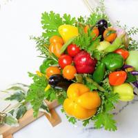 人気No.1おすすめカラフルな野菜ブーケミニ(クール便送料無料)【※個数限定発売】