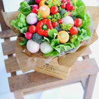 おすすめカラフル野菜ブーケBOX(クール便送料無料)