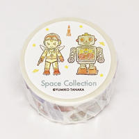 TOYS LAND マスキングテープ  Space Collection