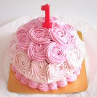 4号【グルテンフリー】スマッシュケーキ【ピンク】