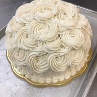 4号【グルテンフリー】スマッシュケーキ【ホワイト】