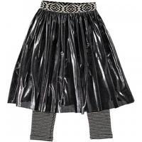 レイヤード風スカート