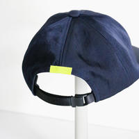 <COMESANDGOES>LONG BRIM CAP for The PARKSIDE ROOM [Navy]