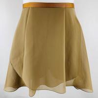ラップスカート カラーパレット ベージュ