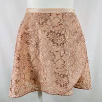 ラップスカート レディマリーゴールド ピンク