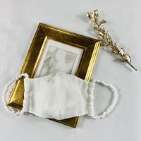プレミアム シルク 3Dマスク シルクデシン クールホワイト