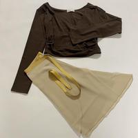 【Sylphynes】シルフィーヌ    セレクション 数量限定セット⑧-G カシュクール+ラップスカート