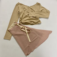 【Sylphynes】シルフィーヌ    セレクション 数量限定セット⑧-A カシュクール+ラップスカート