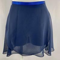 ラップスカート カラーパレット ネイビー