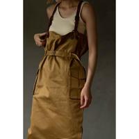 Fisherman Suspenders Skirt(ls133S)