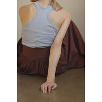 American Sleeveless Sheer Tank(ls11212T)